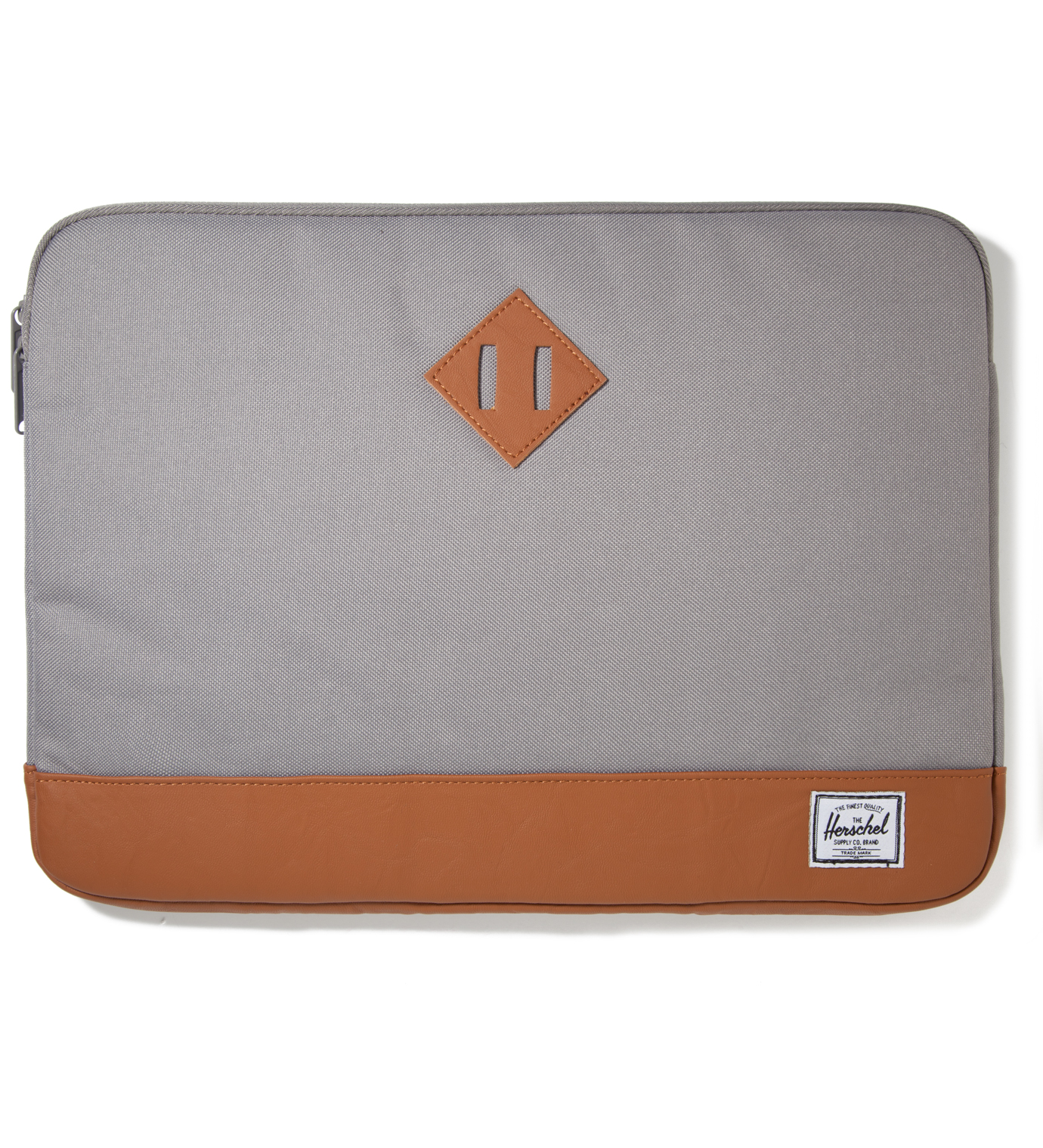 """Herschel Supply Co. Grey Heritage 15"""" Macbook Sleeve"""