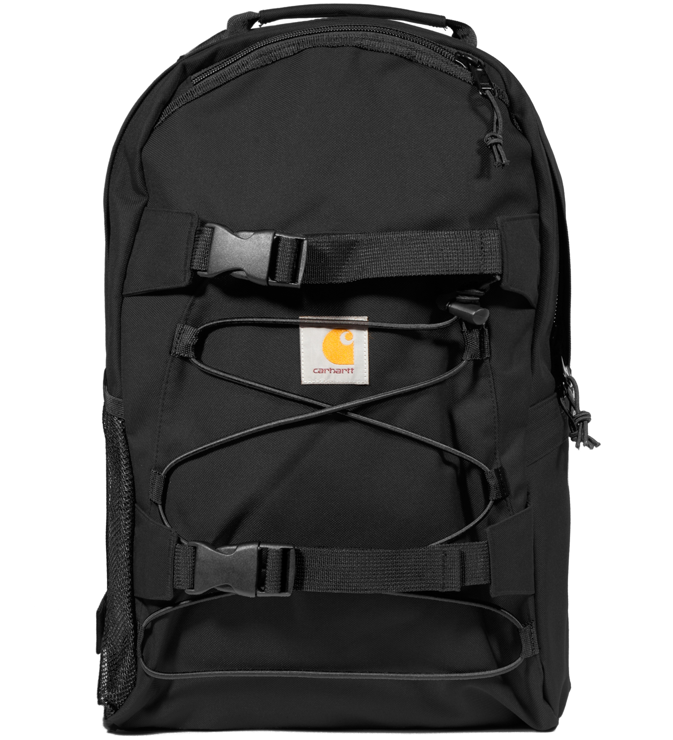 Carhartt WORK IN PROGRESS Black Kickflip Backpack