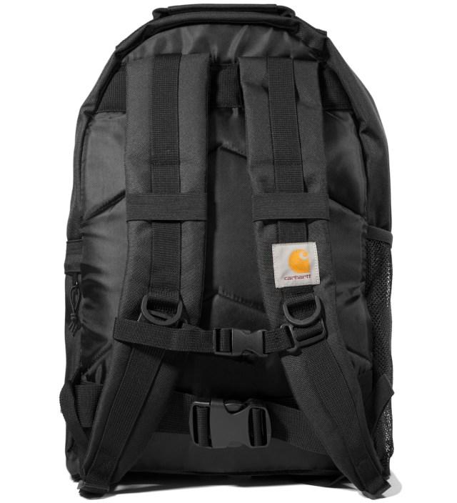 Carhartt Work In Progress Black Kickflip Backpack