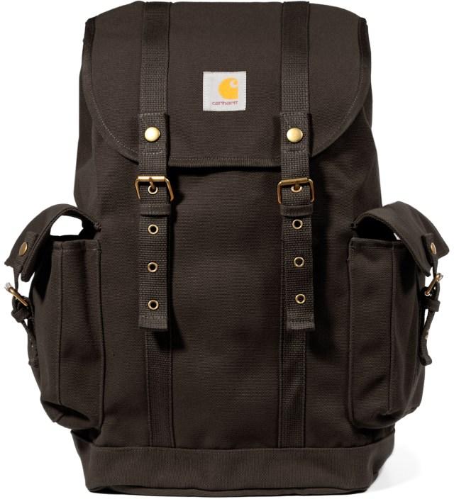 Carhartt WORK IN PROGRESS Black Tramp Backpack