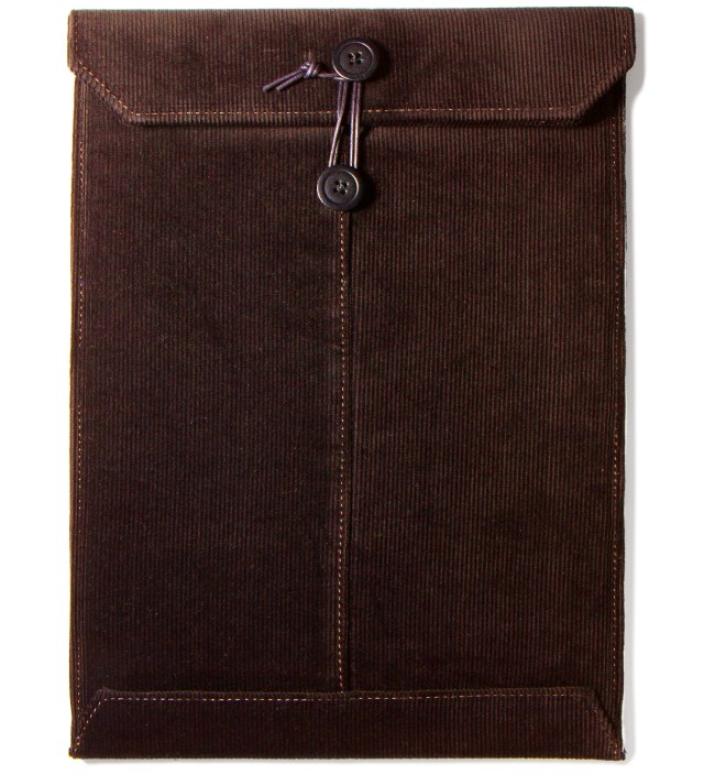 UNUSED Dark Brown Case