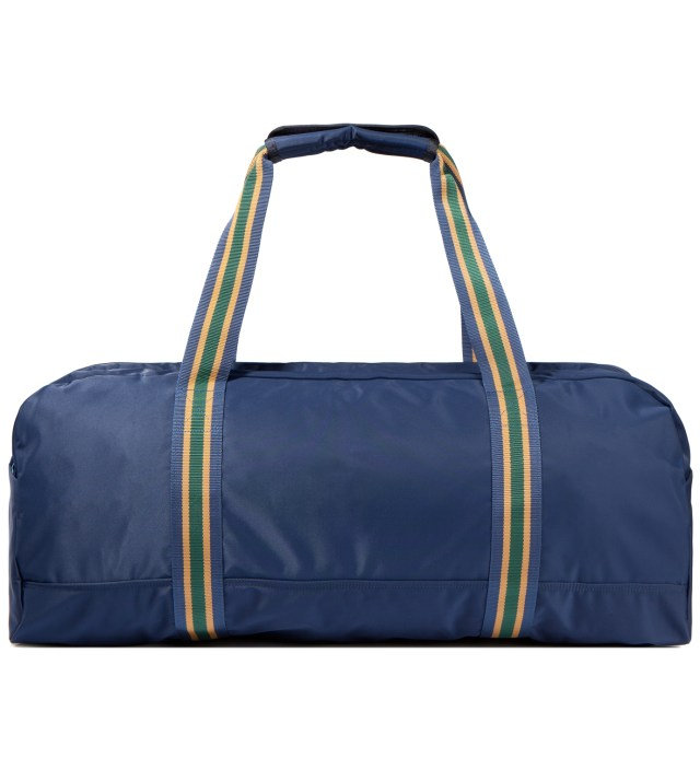 Head Porter Navy Boston Bag (L)