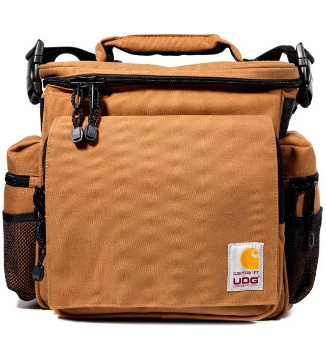 Carhartt WORK IN PROGRESS Carhartt x UDG Brown Sling Bag