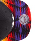 The Genesis Project Brooklyn Nets Red Navajo Strap-Back Cap