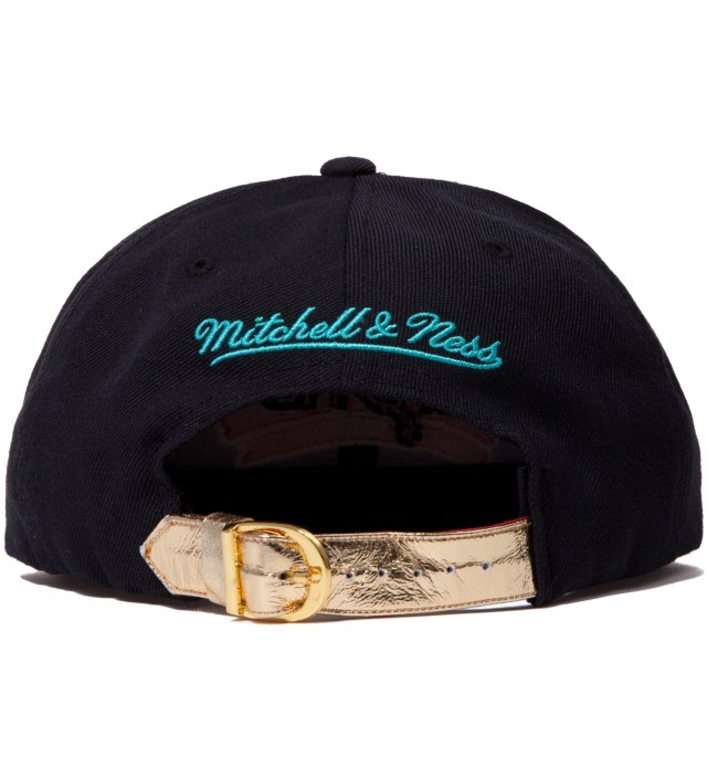 The Genesis Project San Antonio Spurs Teal Navajo Strap-Back Cap