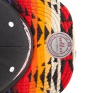 The Genesis Project Chicago Bulls Red Navajo Strap-Back Cap