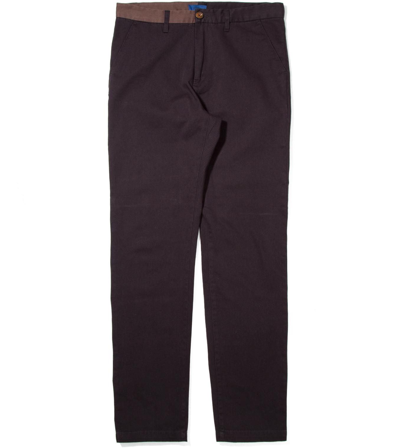 Études Studio Dark Navy Langage Pants