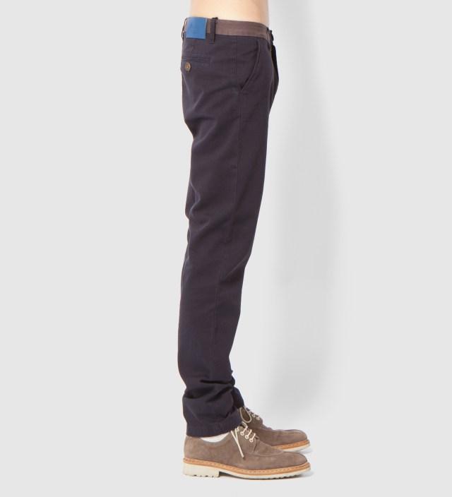 Études Dark Navy Langage Pants