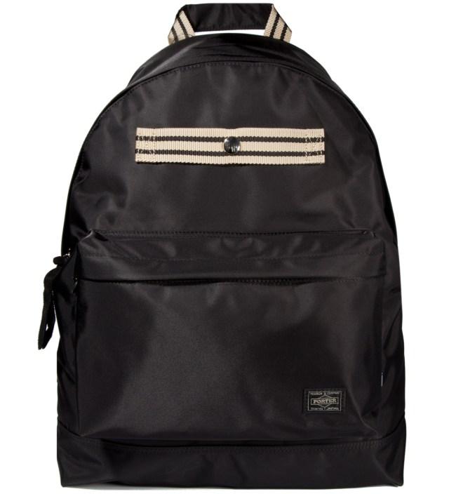 Head Porter Black Day Pack
