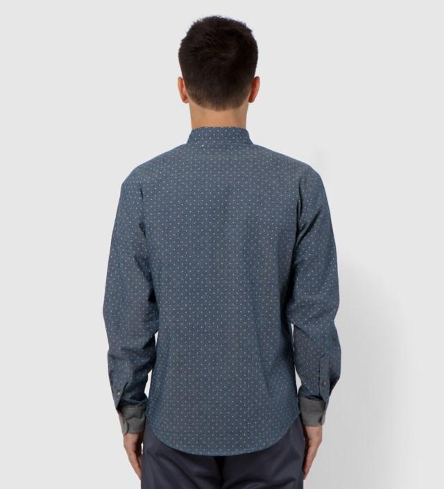 Still Good Polka Dots Chambray Confort Shirt