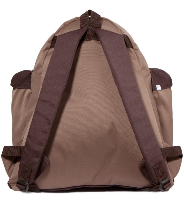 DELUXE Beige Hitcher Backpack