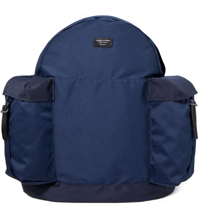 DELUXE Navy Hitcher Backpack
