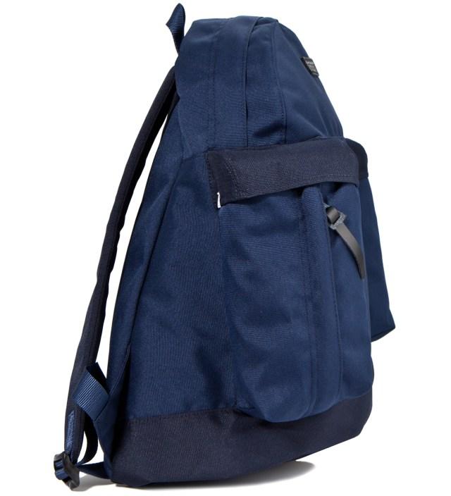 DELUXE Navy Hitcher Backpack
