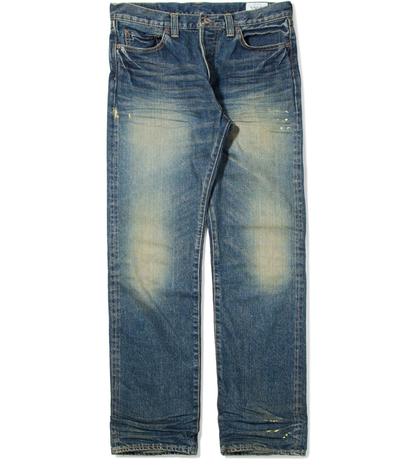 FUCT SSDD Wash SSDD Selvedge Narrow Denim Jeans