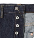 FUCT SSDD Rinse SSDD Selvedge Narrow Denim Jeans