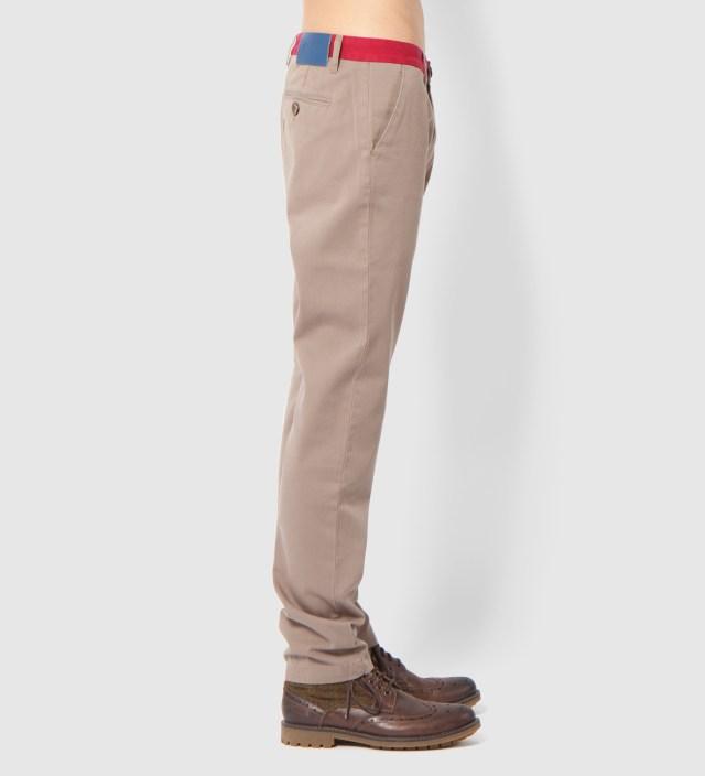 Études Khaki Langage Pants