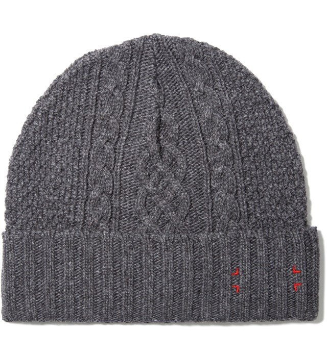 CASH CA Charcoal Knit Cap