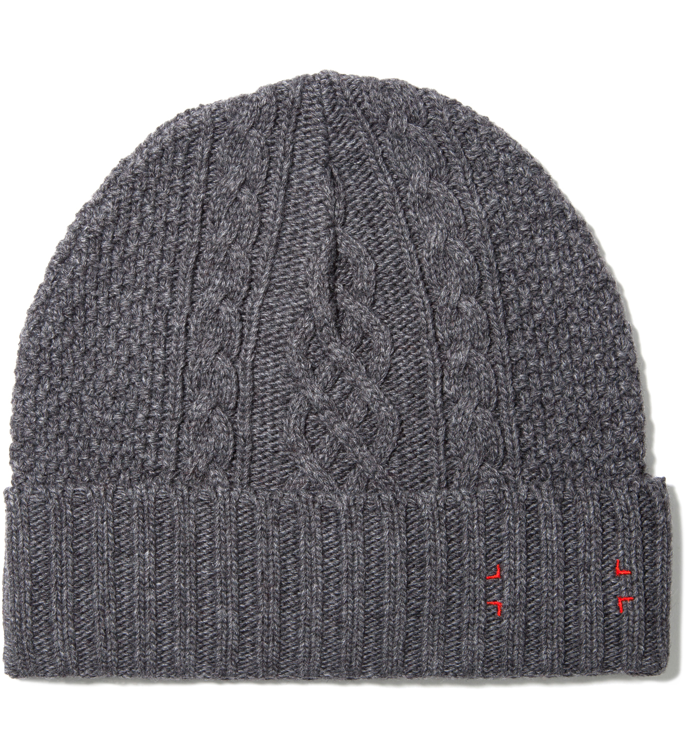 CASH CA Charcoal Knit Cap