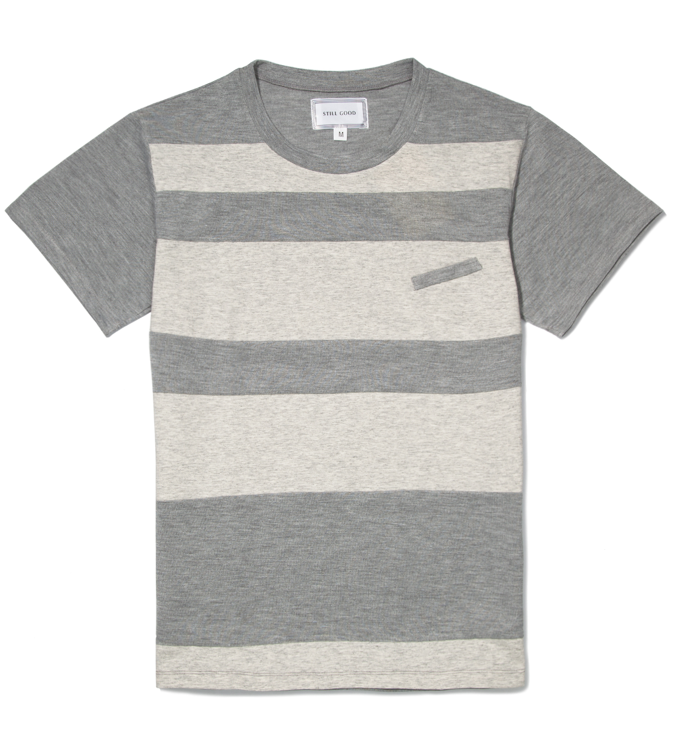 Still Good Grey Stability T-Shirt