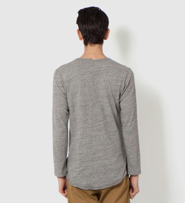 UNUSED Heather Grey Long Sleeve T-Shirt