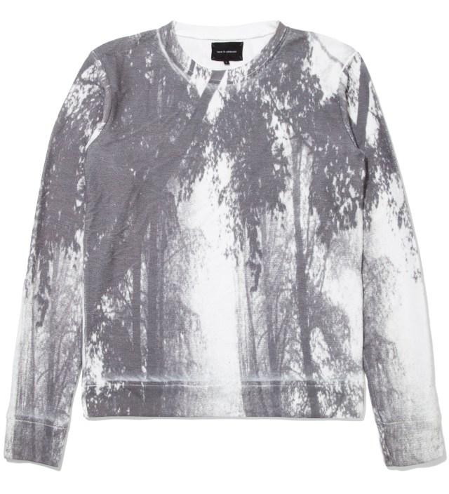 Tourne de Transmission Black Rapture Sweater