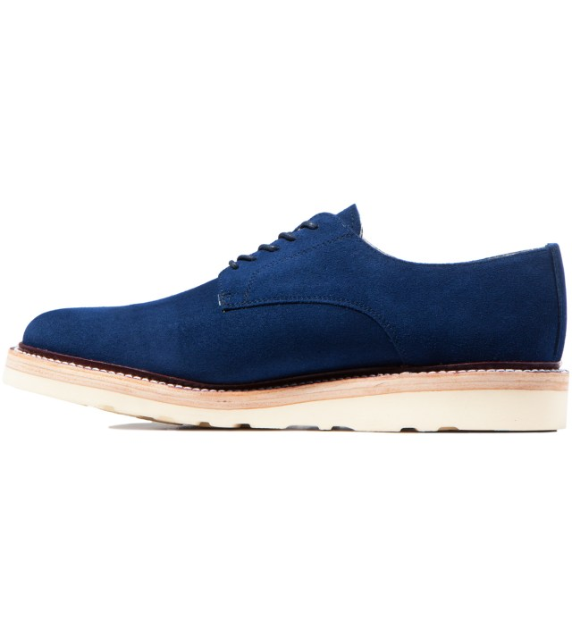 IMIND IMIND x Caminando Navy Plain Toe Low Cut Shoe