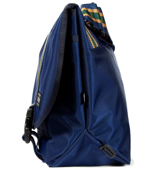 Head Porter Navy Messenger Bag