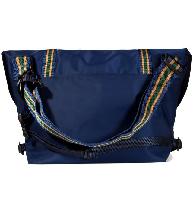 Head Porter Navy Messenger Bag