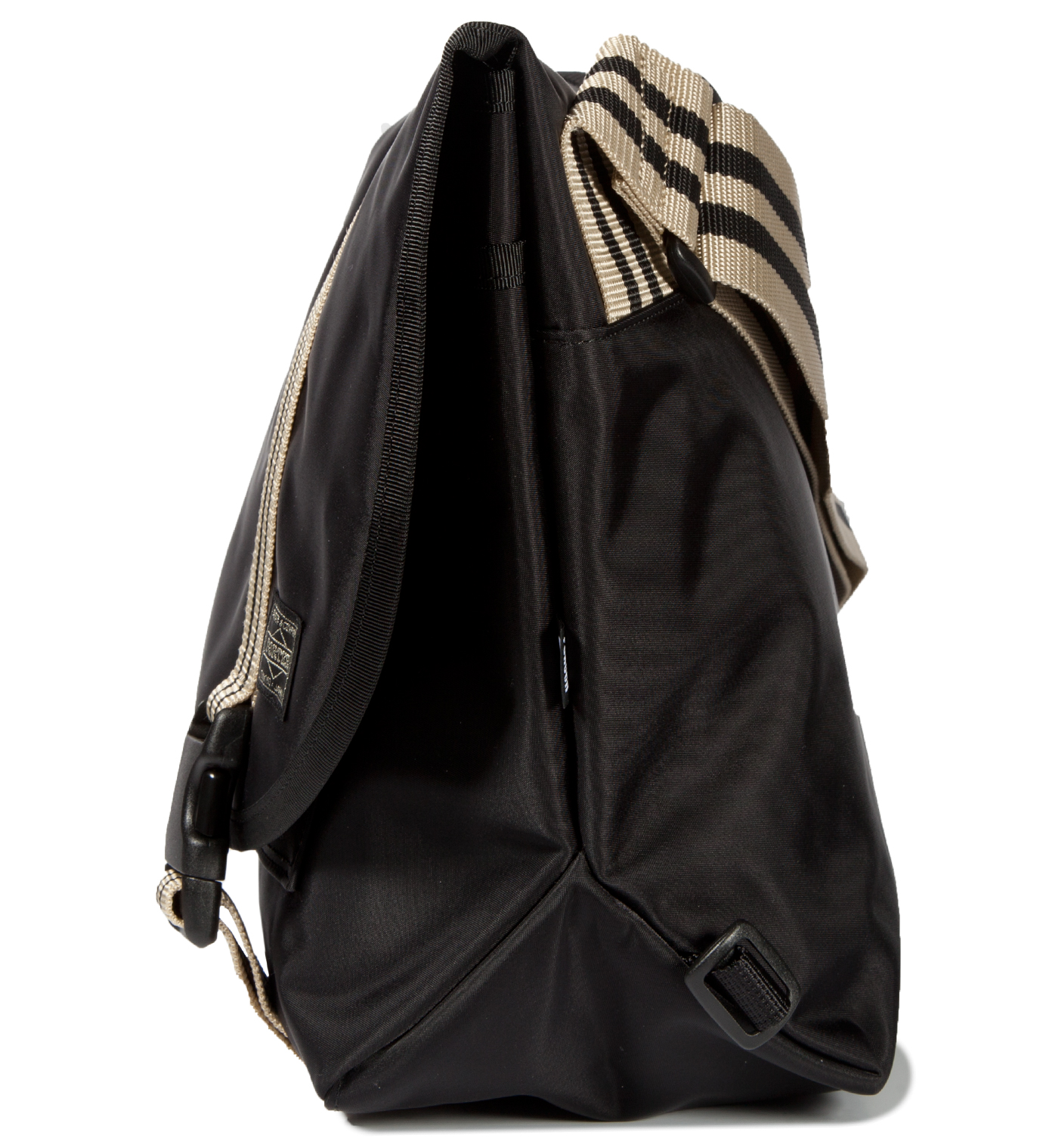 Head Porter Black Messenger Bag