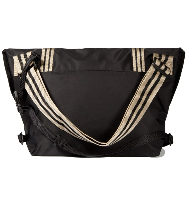 Head Porter Black Messenger Bag