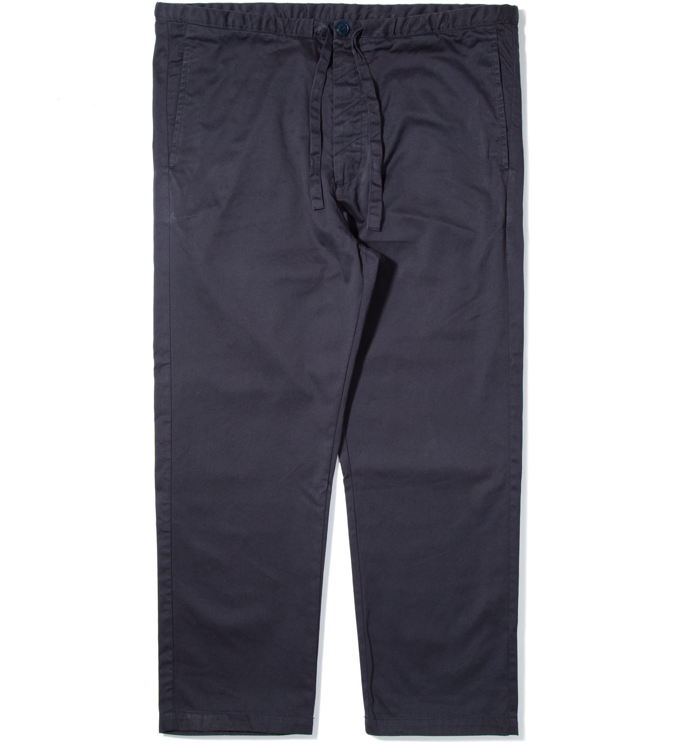 UNUSED Navy Cropped Pants