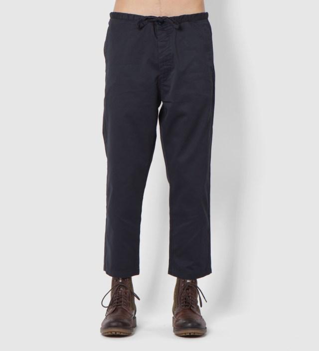 UNUSED Navy Cropped Pants