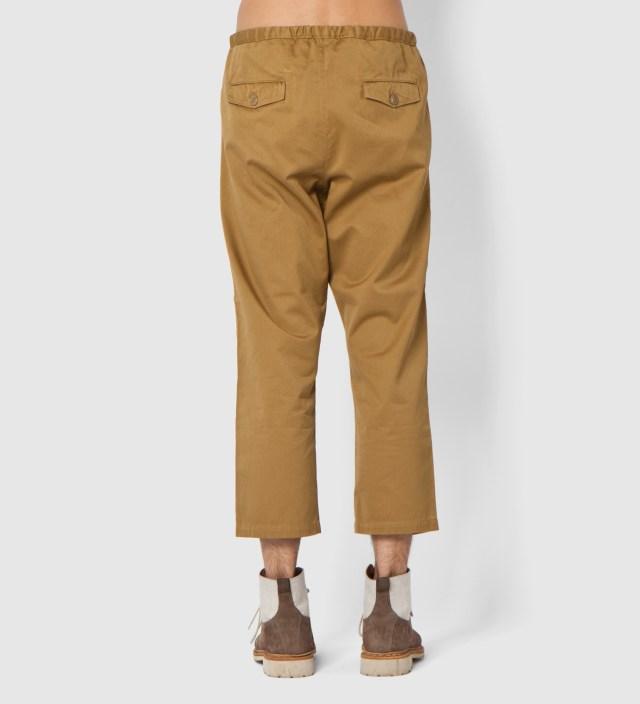 UNUSED Khaki Cropped Pants