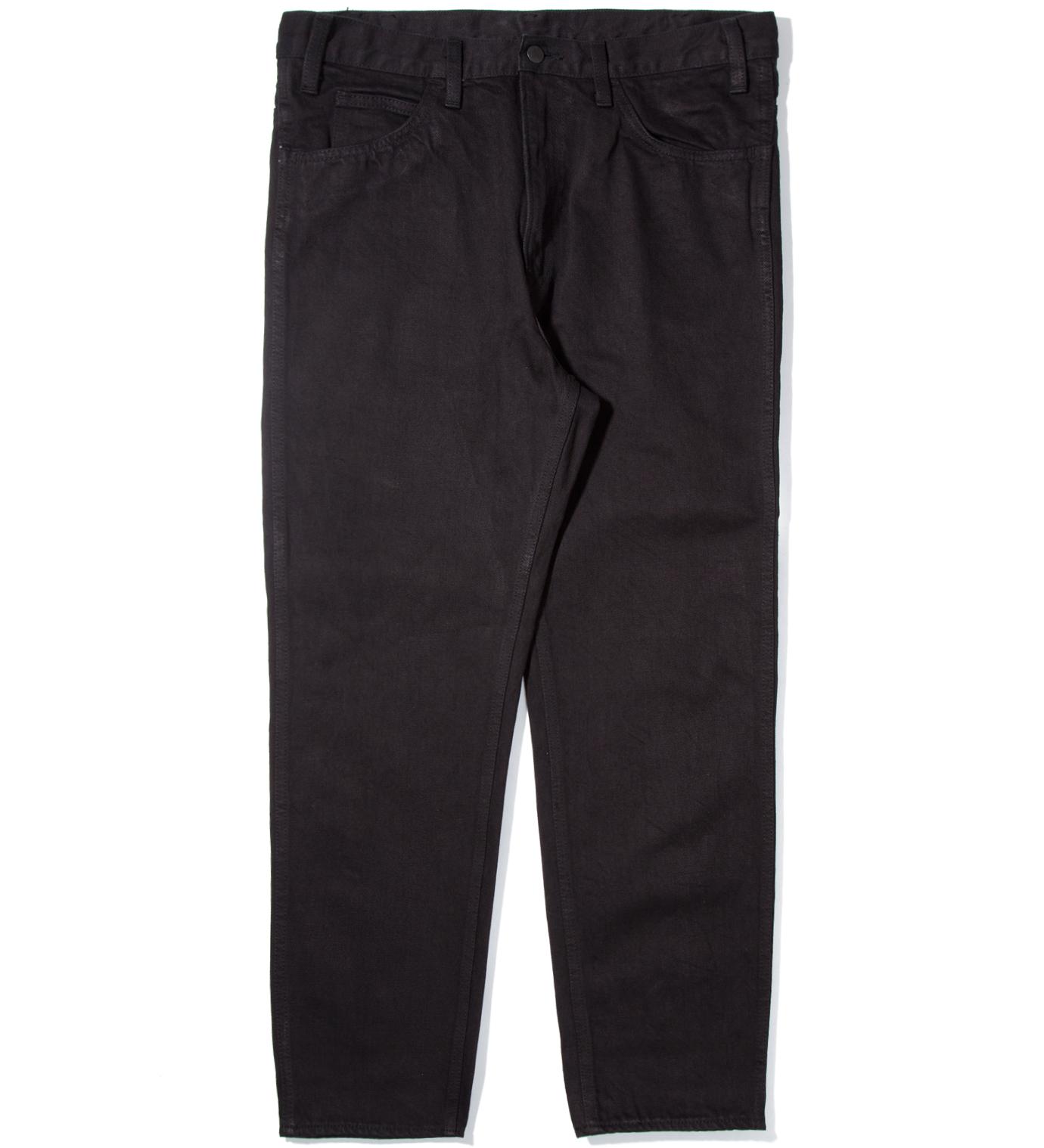 UNUSED Black Denim Pants