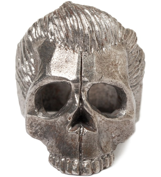 Mister Silver Dead Serious Ring