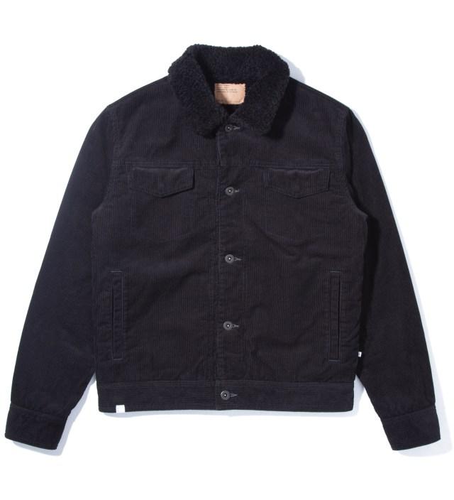 DELUXE Black Rogue Jacket