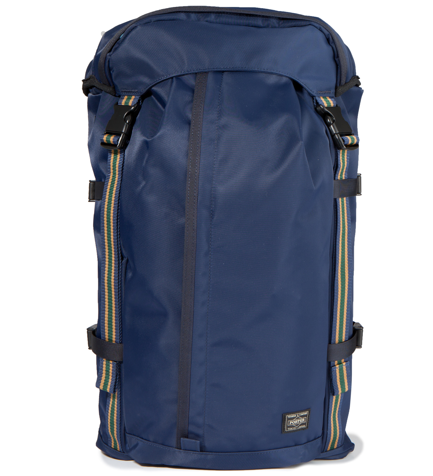 Head Porter Navy Ruck Sack