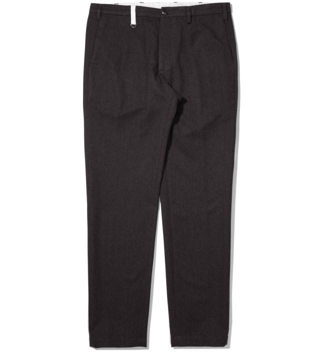 LIFUL Charcoal Classic Slacks Pants