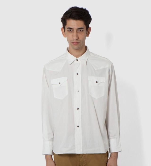 UNUSED White Shirt