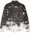 Tourne de Transmission Black Blackbird Shirt