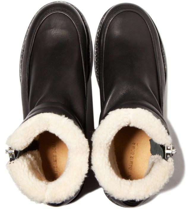 SILENT DAMIR DOMA Black Samaris Boots