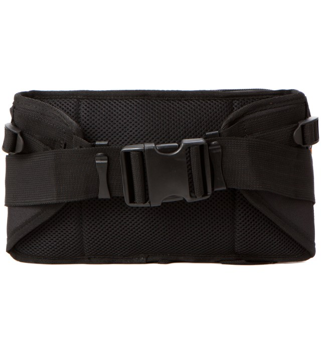 Herschel Supply Co. Black Eighteen Hip Sack
