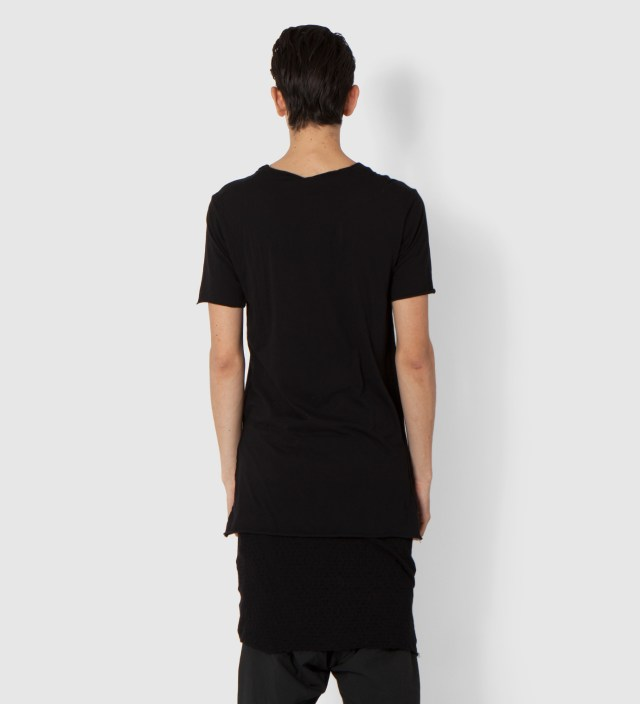 SILENT DAMIR DOMA Black Tokes Layer T-Shirt