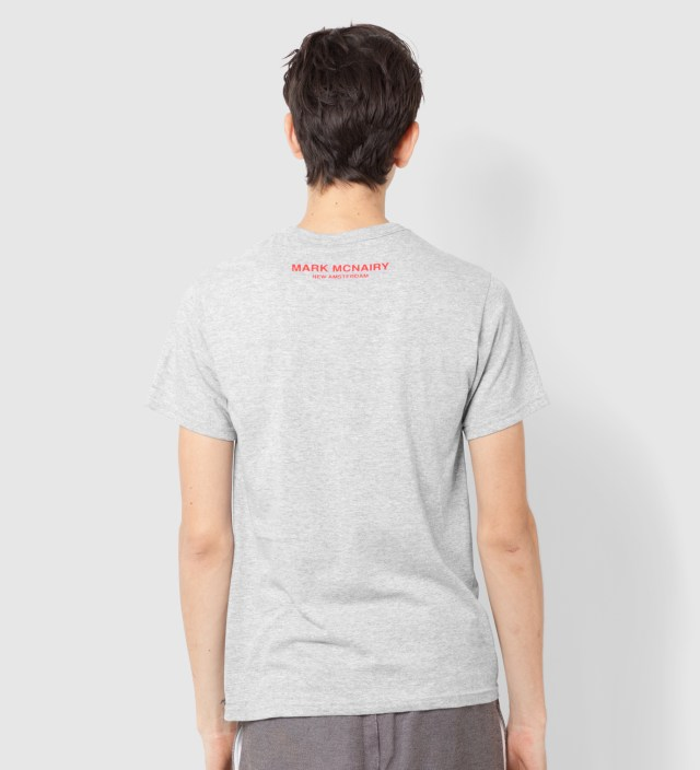 Mark McNairy Heather Grey V8 T- Shirt