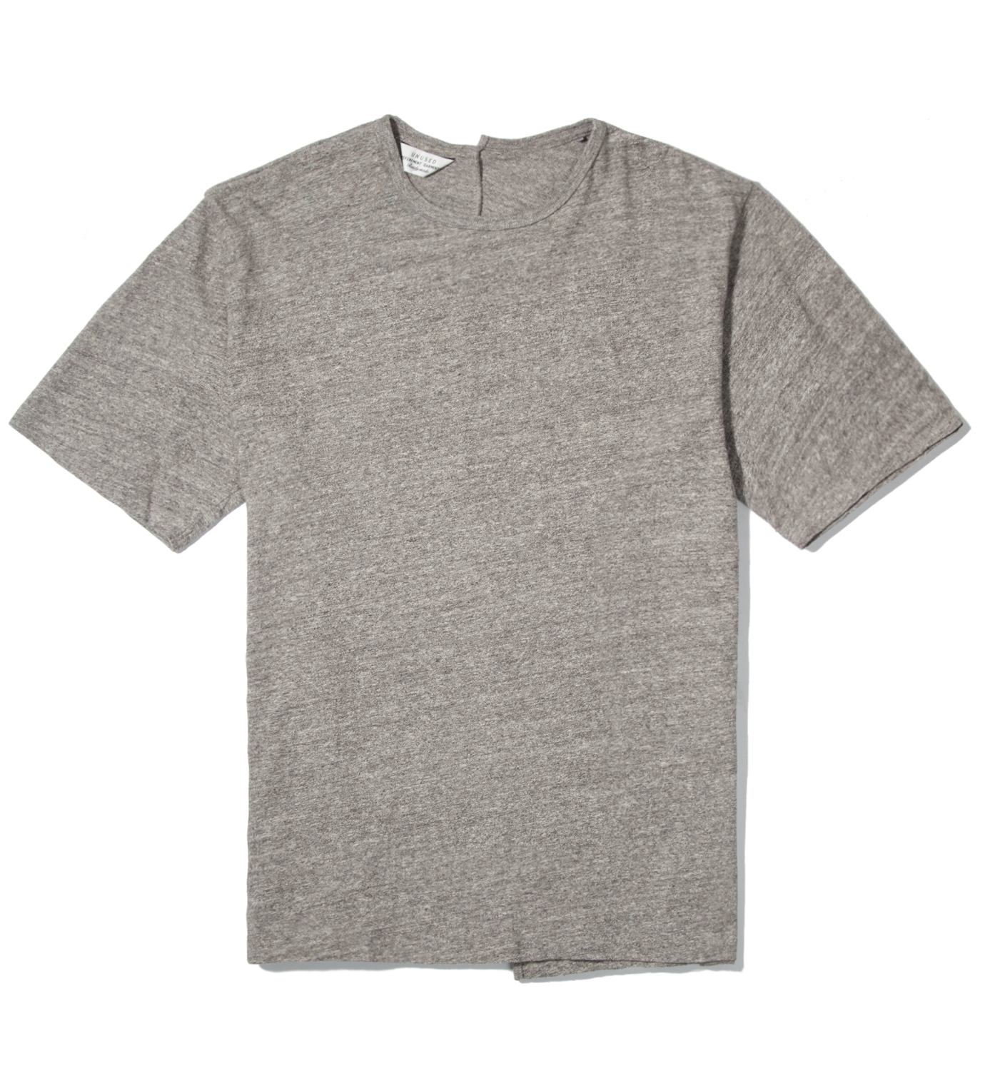 UNUSED Heather Grey T-Shirt