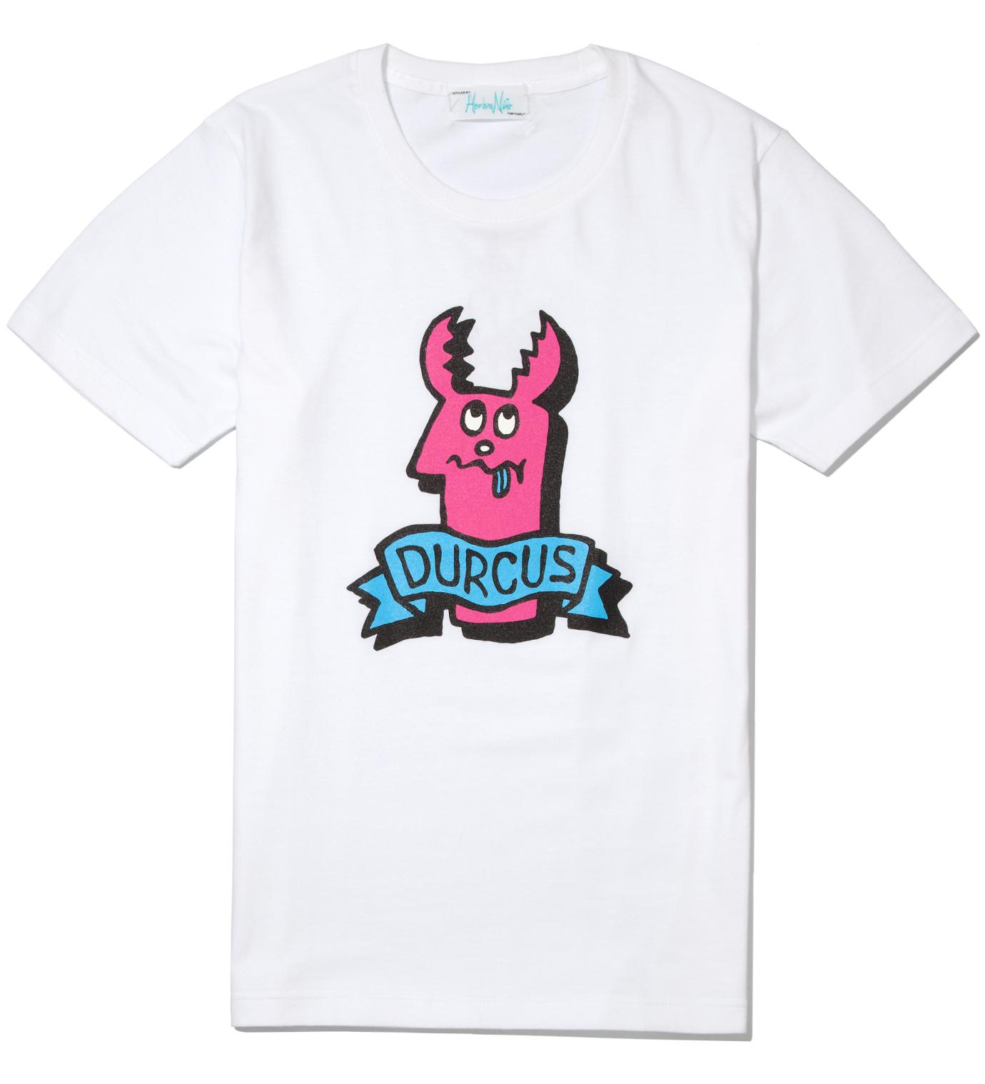 Hombre Nino White Durcus T-Shirt