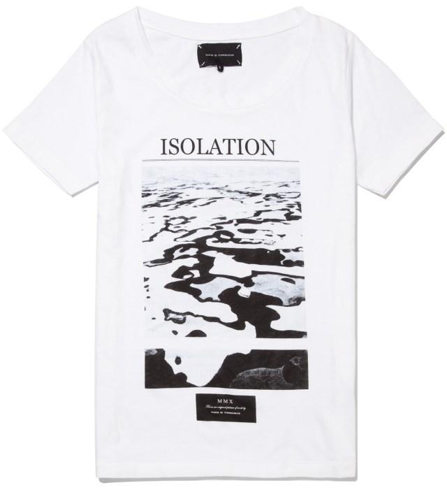 Tourne de Transmission White isolation Classic T- Shirt