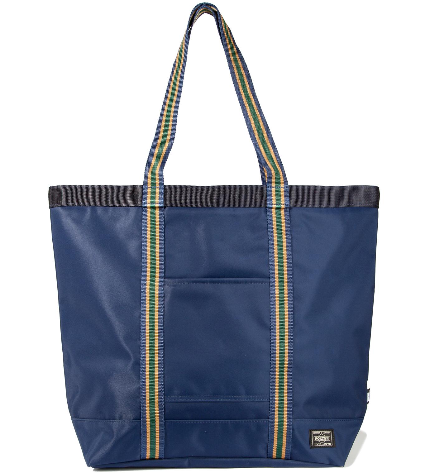 Head Porter Navy Tote Bag