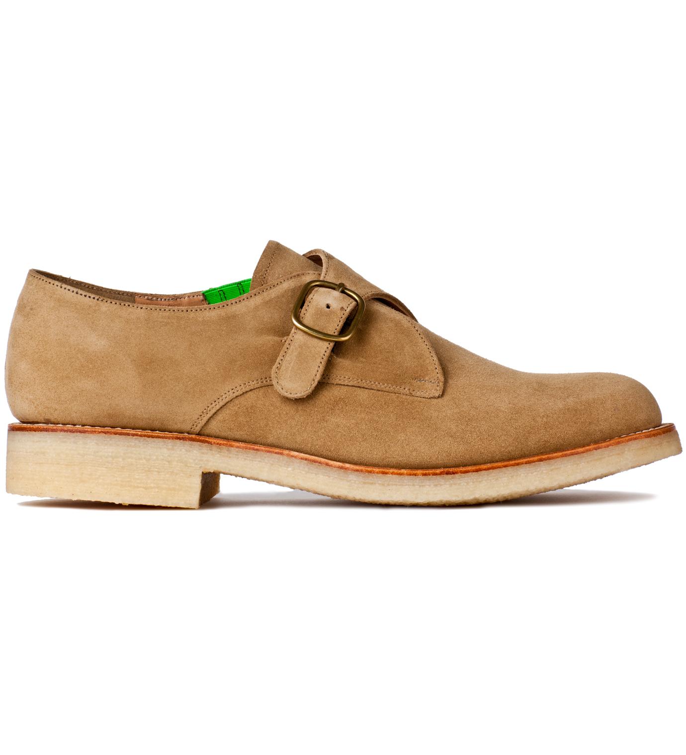 GARBSTORE Grabstore x Grenson Mushroom Monk Shoe