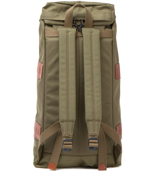 Head Porter Head Porter x Dr. Romanelli Military Green Jungle Rumble Rucksack